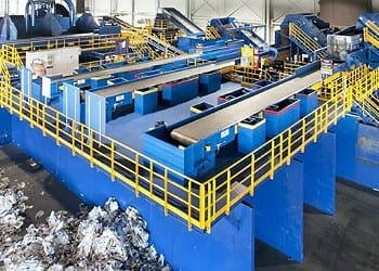 Commercial Waste treatment and recycling