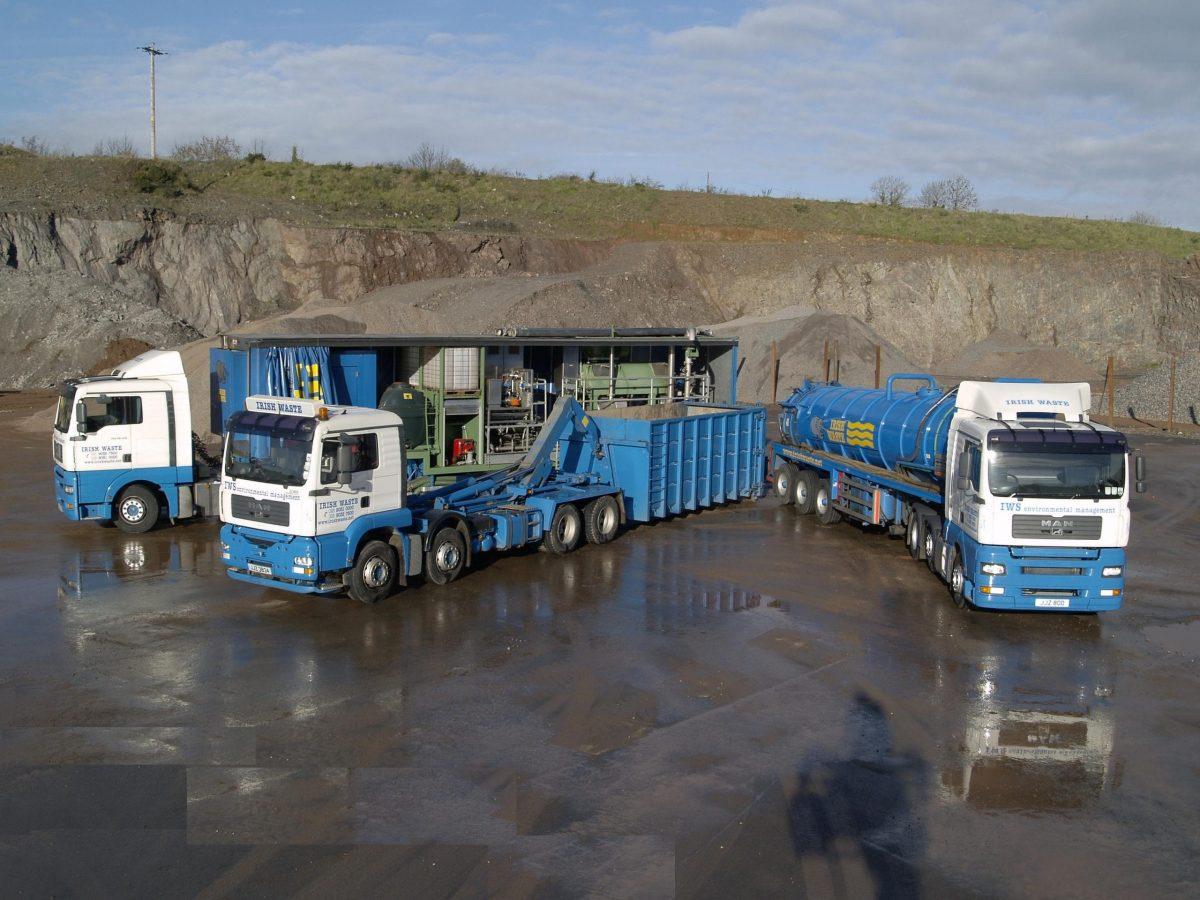 Industrial Services Irish Waste