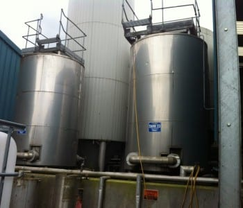 Solvent waste recovery