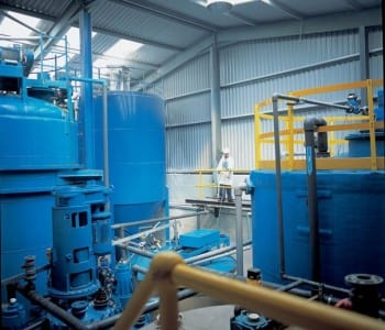 Sewage Sludge treatment