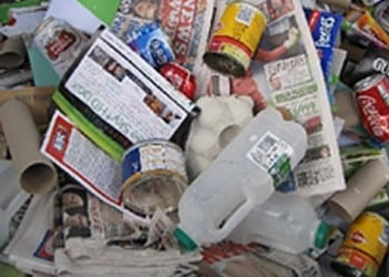 Paper/Cardboard and Plastic Recycling