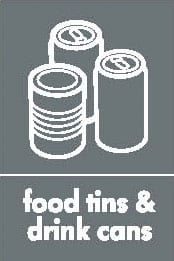 Food Tins & Drink Cans